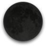 New Moon, Moon at  days in cycle