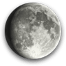 Waxing Gibbous, Moon at 11 days in cycle