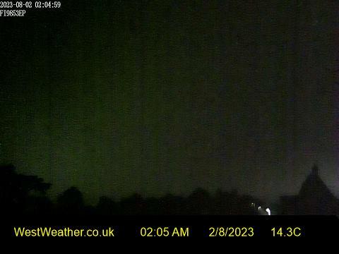 Live Gloucestershire Weather webcam